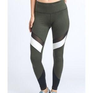 Workout Leggings Olive